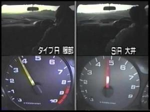 スポーツカーゼロヨン対決! インプレッサ・MR2・インテグラ・RX-7・シルビア・FTO