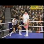 【第3回 因縁のケツ取りリベンジ対決!】 山崎邦正 vs モリマン