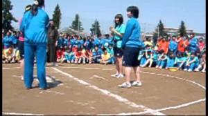 【女子高生相撲対決】 山内山 横綱へ軌跡!