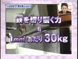 【鉄で鉄を切る!】 日本刀 vs 鉄