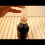 メントスコーラ vs コンドーム