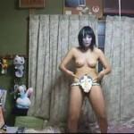 ほぼ全裸で踊る「男女」のセクシーダンス!