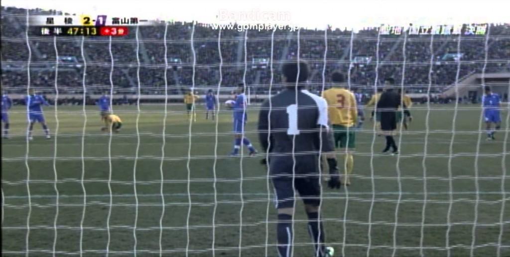 【奇跡の同点ゴール(PK)】 富山第一 vs 星稜 (第92回高校サッカー決勝)