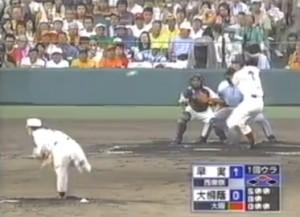 中田翔vs斉藤祐樹