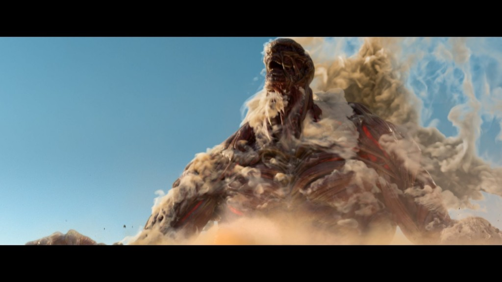 実写版進撃の巨人 vs スバルフォレスター