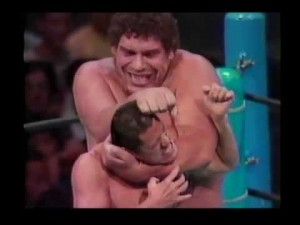 アントニオ猪木vsアンドレ・ザ・ジャイアント (1986.6.17 愛知県体育館)