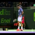 【テニス】錦織圭 vs フェデラー